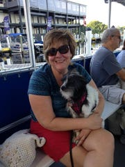 Pure Florida guests are invited to bring their dogs aboard the M/V Edison Explorer for a special Bark on the Ark sightseeing cruise to Picnic Island. The next cruise is Saturday