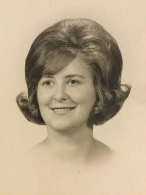 Peggy Lewis was a lifelong nurse.