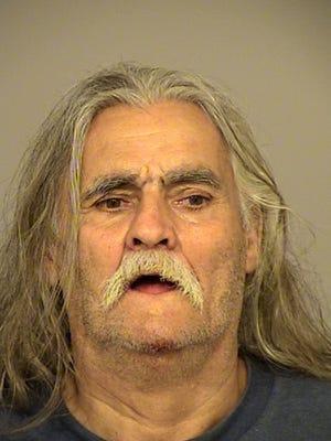 Paul Gray, of Ventura, was arrested Thursday in Ventura.