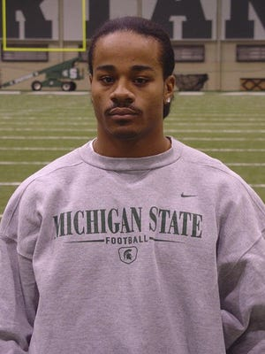 - Diego Oquendo, pictured here in 2005 as an MSU recruit.