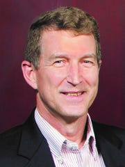 Ron Mahan, elected president of Gulf Citrus Growers
