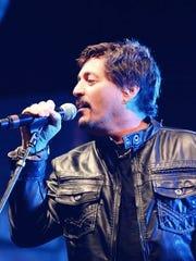 Former lead singer of Kansas John Elefante performs