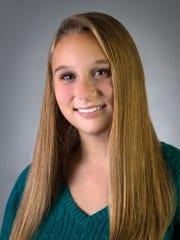 Allyssa Toth, 18, of Pinckney, Mich., is a student