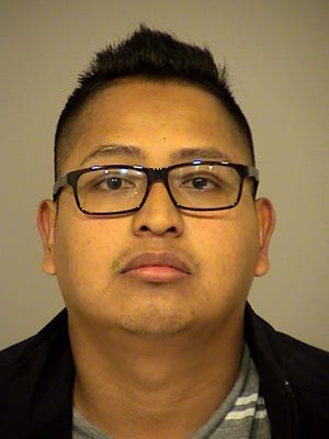 Cristobal Torres Sanchez, 26, of Oxnard, was arrested Nov. 16 on felony narcotics violations after an investigation by the Ventura County Sheriff's Narcotics Unit.