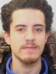 Mahdi El-Abed, 23, of Gwynn Oak, Maryland