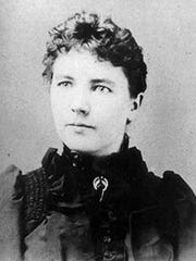 """Laura Ingalls Wilder was raised in Pepin County, which became the basis for """"Little House in the Big Woods"""" and her other books."""