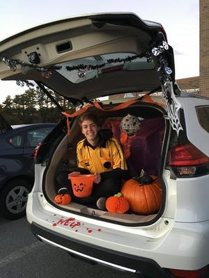 The Concord Recreation Department will host a trunk-or-treat event on Oct. 25  from 1-4 p.m. at Concord-Carlisle Regional High School.