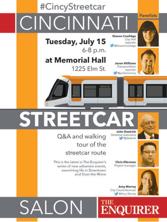 StreetcarSalonPoster