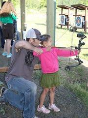 Archery range 3