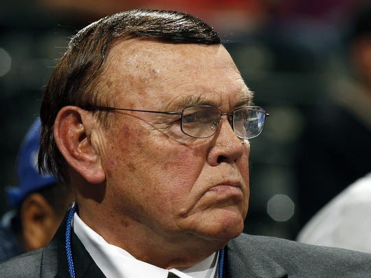 Gregg Doyel revealed last year that former Purdue Coach Gene Keady spent $600 a week on his signature combover style.