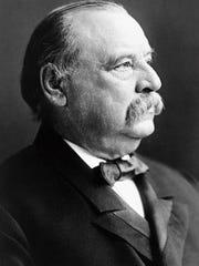 U. S. President Grover Cleveland in 1903