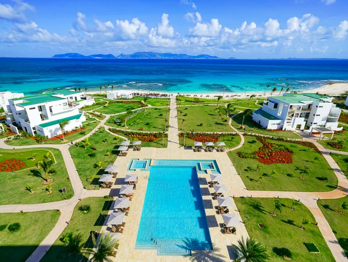 The Reef by CuisinArt in Anguilla invites with a summer