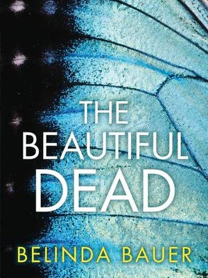 "This book cover image released by Atlantic Monthly Press shows, ""The Beautiful Dead,"" by Belinda Bauer."
