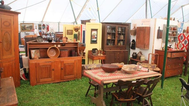 The 47th annual Zoar Antique Show and Artisan Tent Festival will not be held this year.