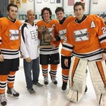 McKee's late goals give Northville regional title