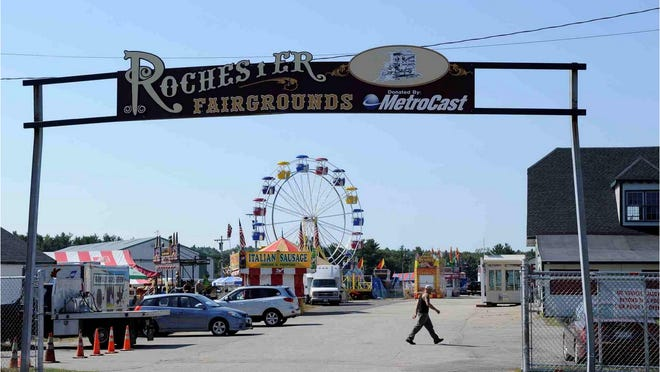 The Rochester Fair, shown here during a past year, officially announced Thursday the 2020 event would not be held due to the COVID-19 pandemic. Officials say they're planning for the 2021 event.