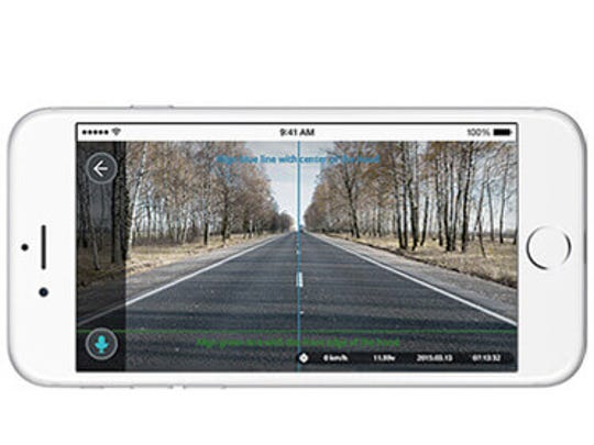 Some dashcams support remote wireless viewing via a