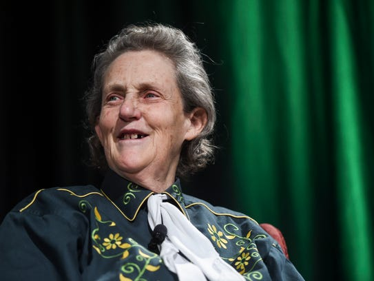 CSU Professor of Animal Sciences Temple Grandin answers