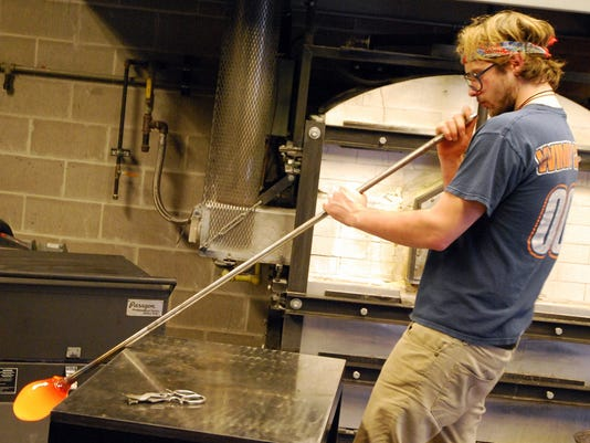 StudentArt-Glassblower15