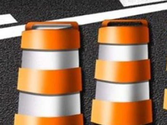 Holiday Road Trip: Use Caution, Safety In Work Zones