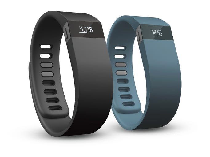 Tech gadgets make many a holiday wish list. The new Fitbit Force adds a display to the popular fitness tracker from Fitbit.