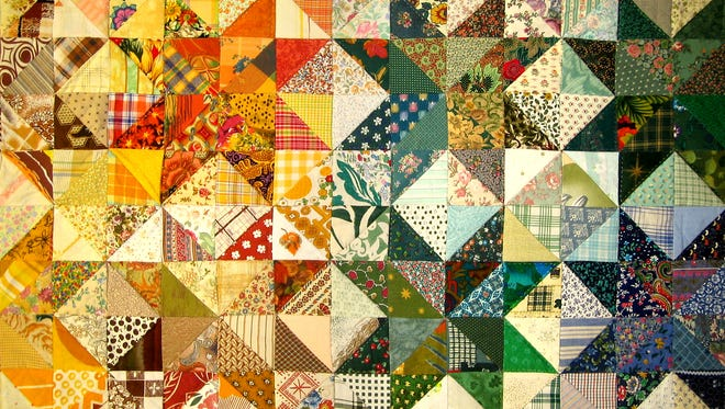 Northeast Louisiana Quilt Guild show is Friday and Saturday at the Monroe Civic Center.