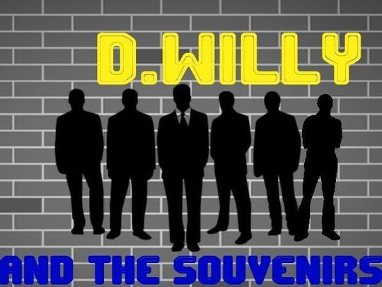 D.Willy and The Souvenirs