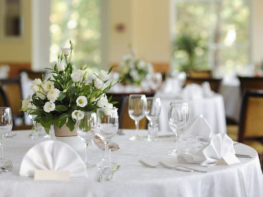 Couples with a venue in mind should book it about a