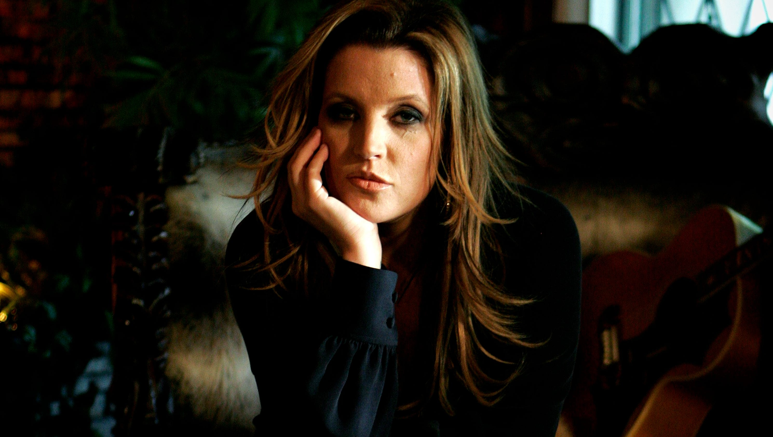Lisa Marie Presley Through The Years