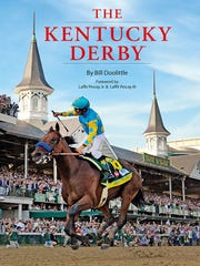 Cover of Kentucky Derby book
