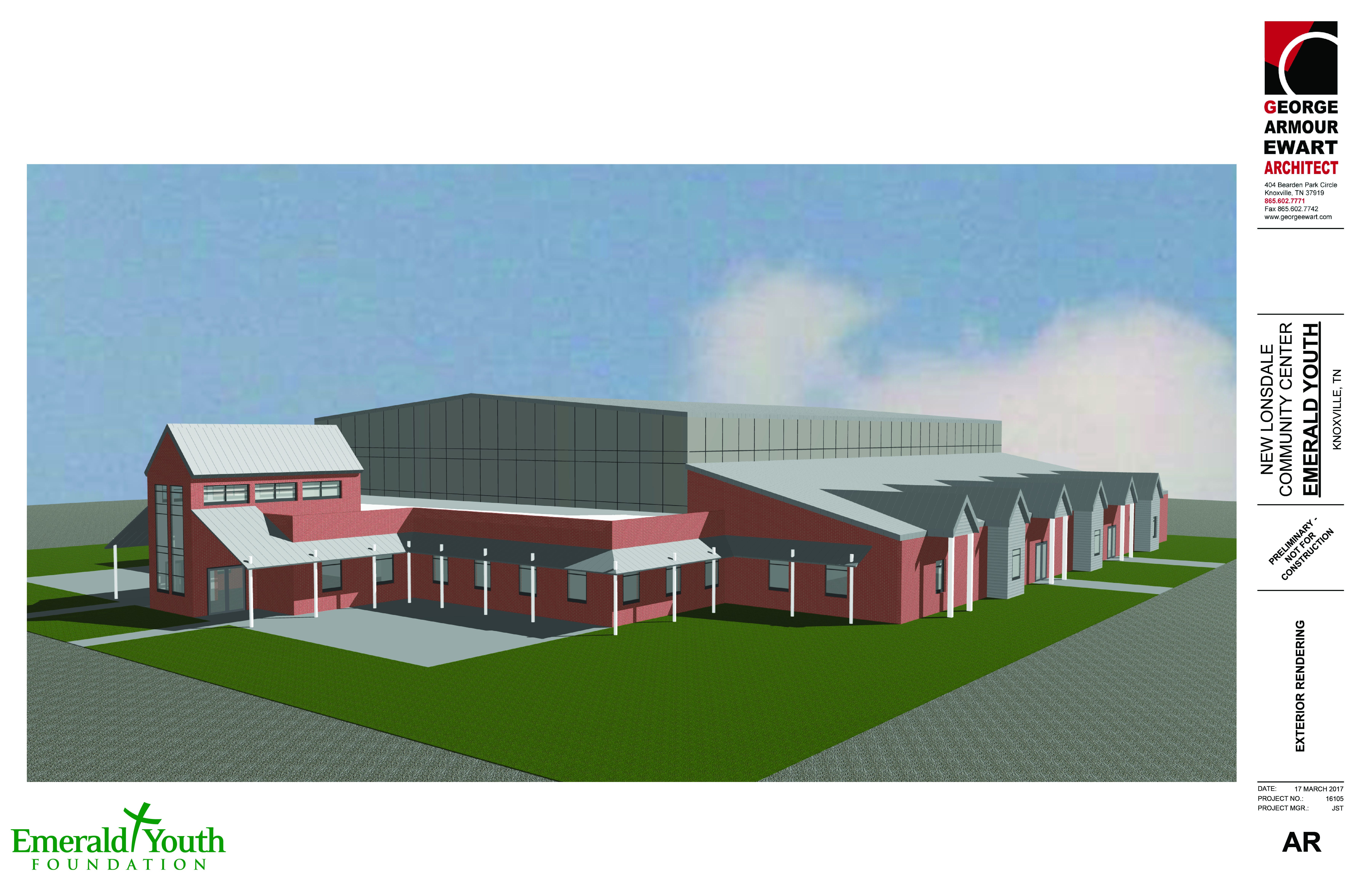 construction to begin on lonsdale ministry complex for neighborhood rh knoxnews com