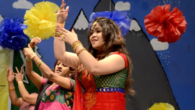 Celebrate, honor and learn about Indian culture through song, dance and food at the INDUS Diwali Celebration on Nov. 7.