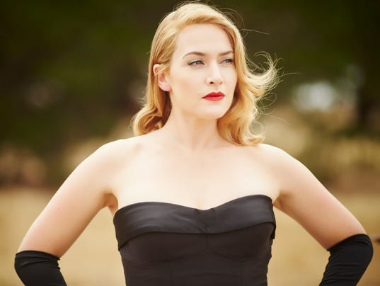 Kate Winslet is dressed to kill in her new movie 'Dressmaker'