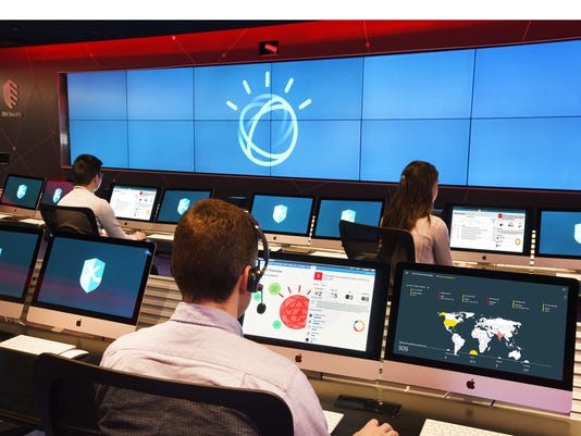 IBM Corporation Cognitive-Security-Operation-Center-Wire-Photo