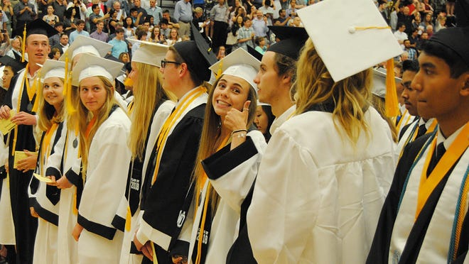 West Ottawa High School will hold a graduation ceremony for the class of 2020 on Thursday, June 25.