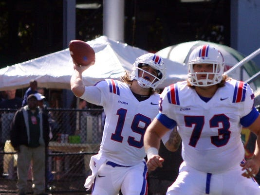 LA Tech FB vs. UA-Birmingham 11/8/2014
