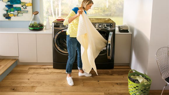 Say goodbye to your stinky washer!