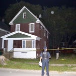 A 19 year-old Niagara Falls man has died as the result of an overnight shooting on the 1600 block of Weston Ave.