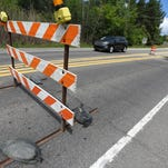 Road work continues to keep drivers off Beck Road