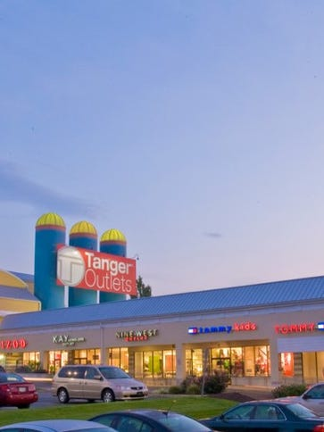 Tanger Outlets Lancaster is expanding and adding several