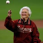 Barbara Bush leaves vivid memories as 'first lady of Houston'