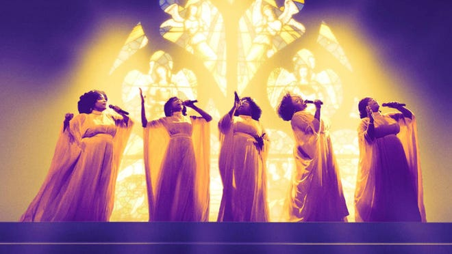 """The Clark Sisters: First Ladies of Gospel"" (8 p.m. Saturday, Lifetime TV-PG) celebrates the best-selling female gospel group in history."