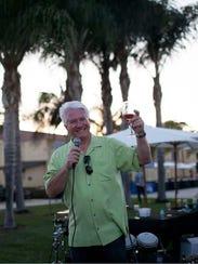 David Fraschetti, creator of VinDiego Wine and Food