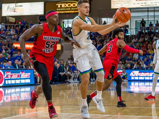 Christian Carlyle and his FGCU teammates will look