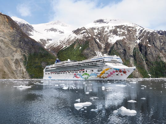 Norwegian Pearl Alaska