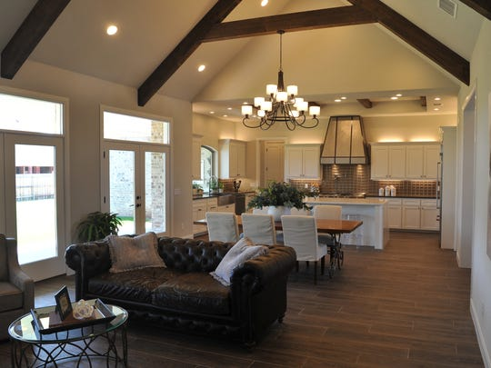 File - The 66th annual North Texas Home Builders Association's Parade of Homes proceeds will benefit the local Habitat for Humanity and will feature 13 homes from eight builders.