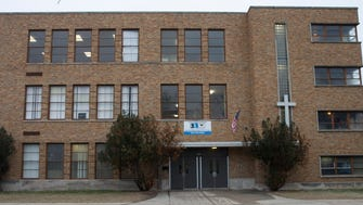 Ceria M. Travis Academy is shown in 2014 at 4744 N. 39th St. in Milwaukee. Travis Academy and its partner school, Travis Technology High Schoo,l are both defunct Milwaukee voucher schools.