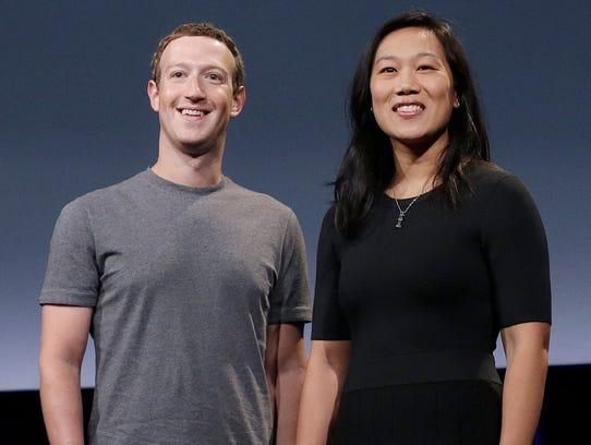 Mark Zuckerberg and Priscilla Chan are giving $3 billion