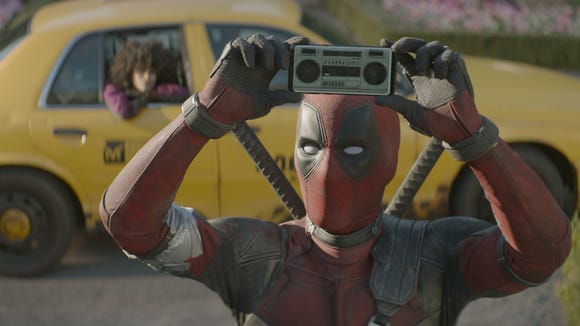 "Ryan Reynolds is Deadpool in ""Deadpool 2,"" but he also"