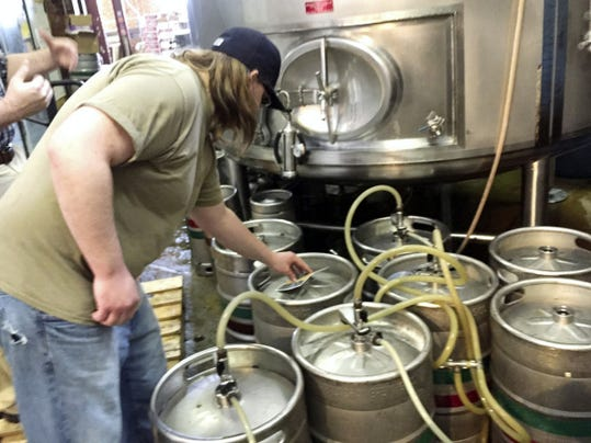 For a good, fresh craft beer, the brewing process takes between three weeks (for wheat) and five weeks (for lager).